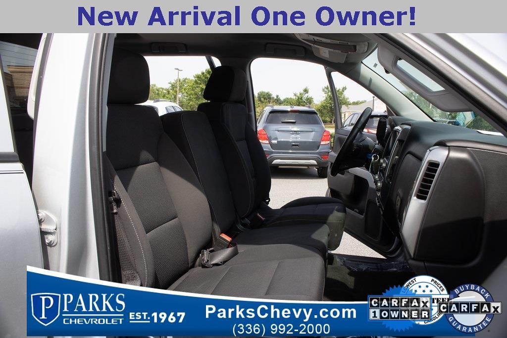 2017 Chevrolet Silverado 1500 Crew Cab 4x4, Pickup #079978B - photo 30