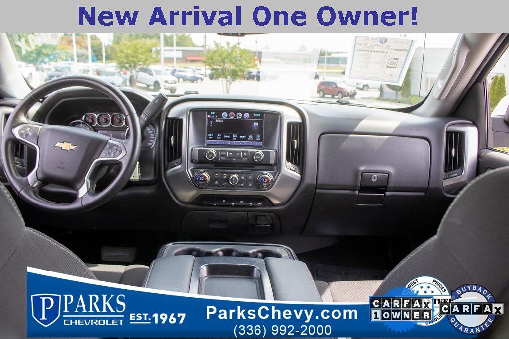 2017 Chevrolet Silverado 1500 Crew Cab 4x4, Pickup #079978B - photo 37