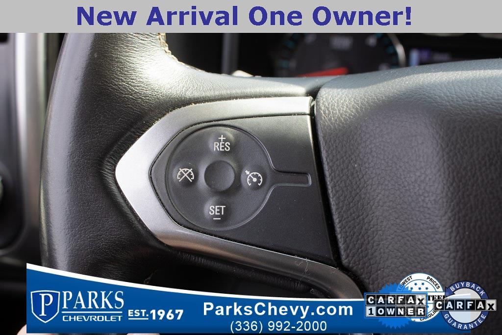 2017 Chevrolet Silverado 1500 Crew Cab 4x4, Pickup #079978B - photo 42