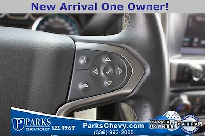 2017 Chevrolet Silverado 1500 Crew Cab 4x4, Pickup #079978B - photo 43