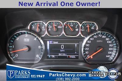 2017 Chevrolet Silverado 1500 Crew Cab 4x4, Pickup #079978B - photo 46