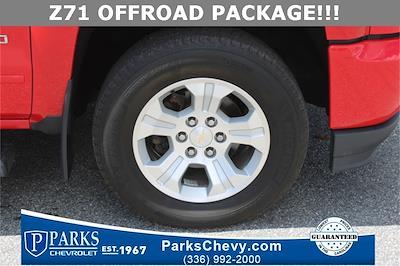 2017 Chevrolet Silverado 1500 Crew Cab 4x4, Pickup #0K5505 - photo 8