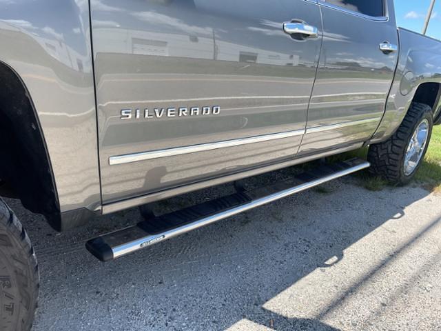 2017 Chevrolet Silverado 1500 Crew Cab 4x4, Pickup #0K5506 - photo 10
