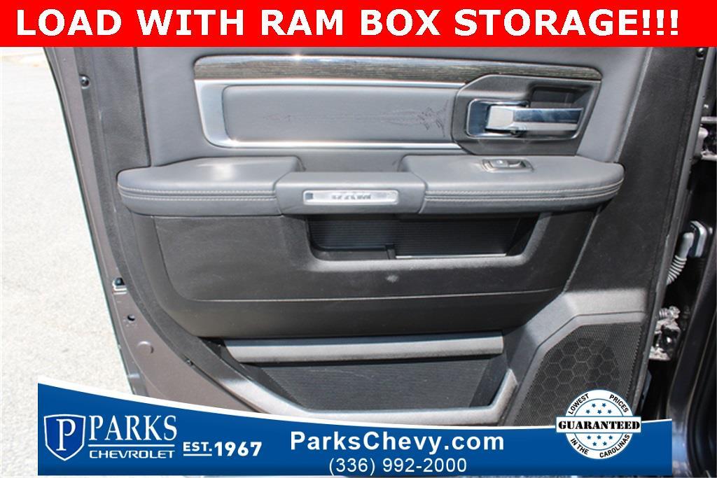 2015 Ram 1500 Crew Cab 4x4,  Pickup #0K5506A - photo 18