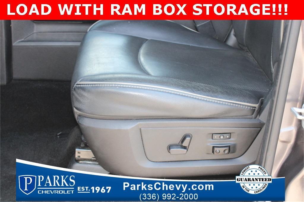 2015 Ram 1500 Crew Cab 4x4,  Pickup #0K5506A - photo 21