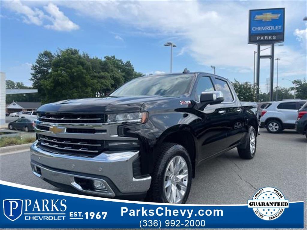2019 Chevrolet Silverado 1500 Crew Cab 4x4, Pickup #0K5507 - photo 1
