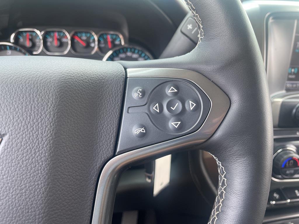 2018 Chevrolet Silverado 1500 Crew Cab 4x4, Pickup #0K5508 - photo 13
