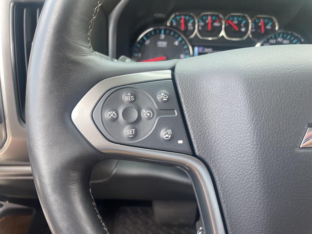 2018 Chevrolet Silverado 1500 Crew Cab 4x4, Pickup #0K5508 - photo 14