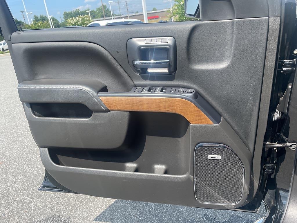 2018 Chevrolet Silverado 1500 Crew Cab 4x4, Pickup #0K5508 - photo 24