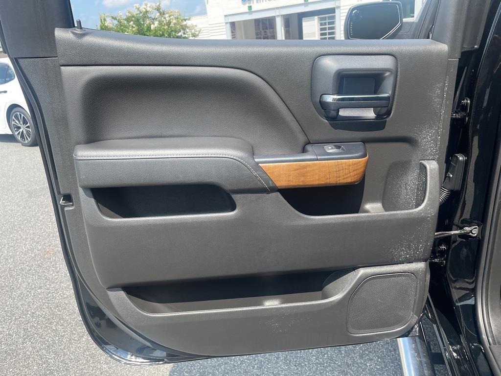 2018 Chevrolet Silverado 1500 Crew Cab 4x4, Pickup #0K5508 - photo 30