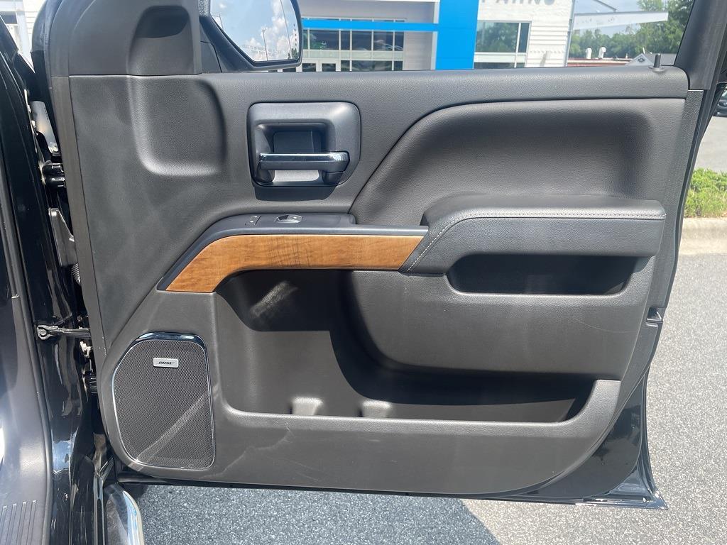 2018 Chevrolet Silverado 1500 Crew Cab 4x4, Pickup #0K5508 - photo 36