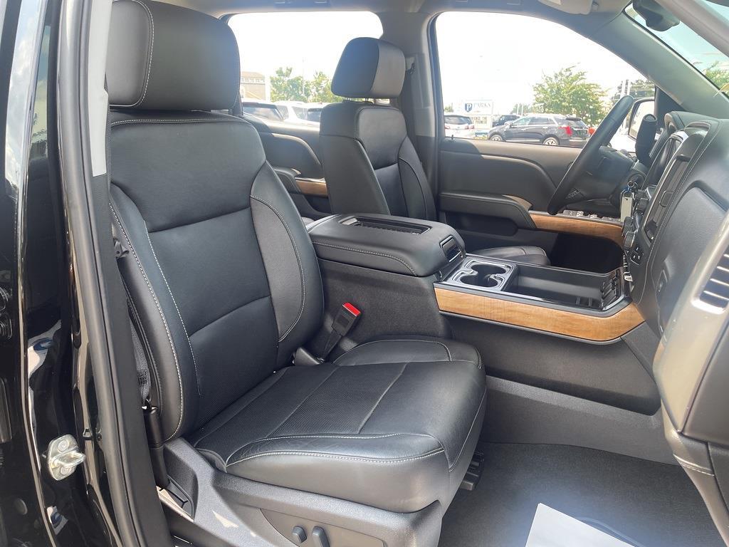 2018 Chevrolet Silverado 1500 Crew Cab 4x4, Pickup #0K5508 - photo 38