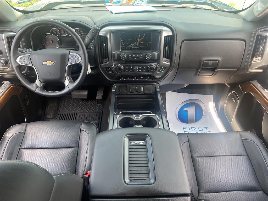 2018 Chevrolet Silverado 1500 Crew Cab 4x4, Pickup #0K5508 - photo 43