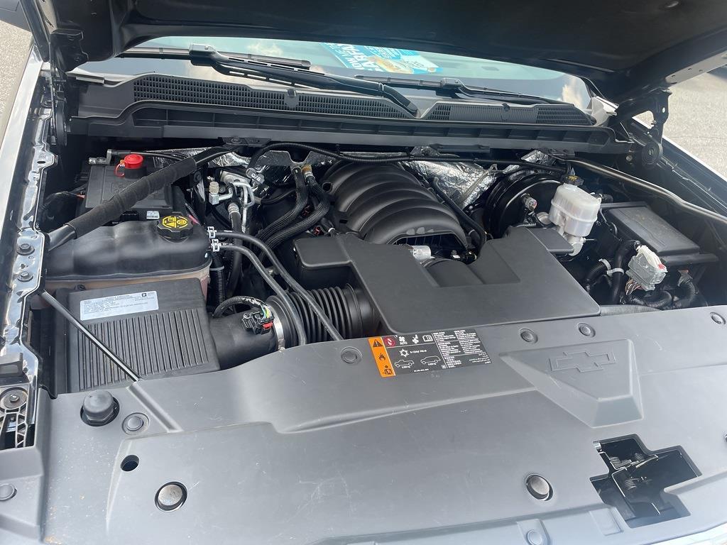 2018 Chevrolet Silverado 1500 Crew Cab 4x4, Pickup #0K5508 - photo 53