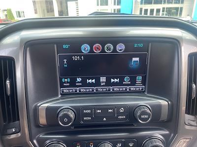 2018 Chevrolet Silverado 1500 Crew Cab 4x4, Pickup #0K5508 - photo 17