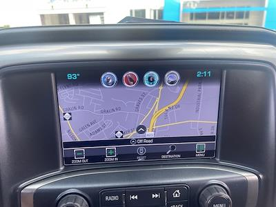 2018 Chevrolet Silverado 1500 Crew Cab 4x4, Pickup #0K5508 - photo 19