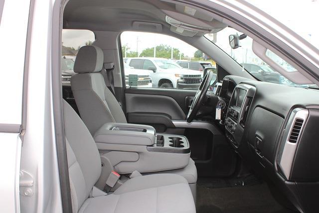 2017 Chevrolet Silverado 1500 Crew Cab 4x4, Pickup #0K5509 - photo 10