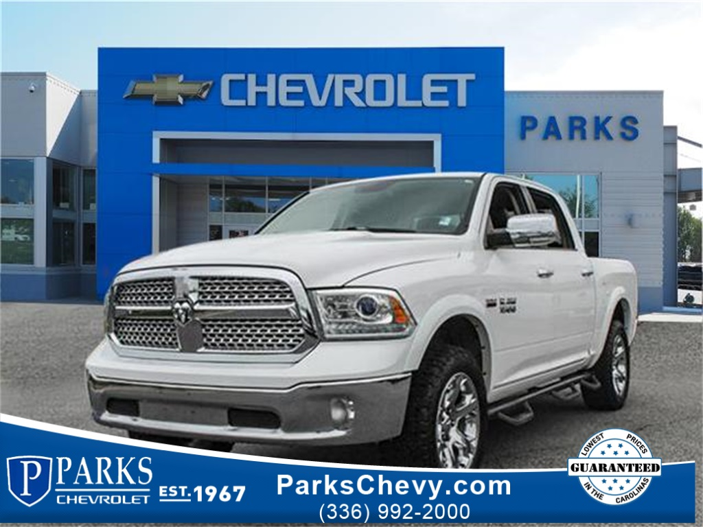 2014 Ram 1500 Crew Cab 4x4, Pickup #105934B - photo 1