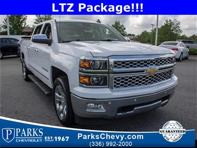 2015 Chevrolet Silverado 1500 Crew Cab 4x4, Pickup #112988XA - photo 17