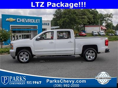 2015 Chevrolet Silverado 1500 Crew Cab 4x4, Pickup #112988XA - photo 2