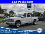 2015 Chevrolet Silverado 1500 Crew Cab 4x4, Pickup #112988XA - photo 5