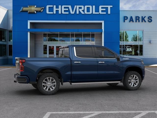 2020 Chevrolet Silverado 1500 Crew Cab 4x4, Pickup #121082 - photo 5