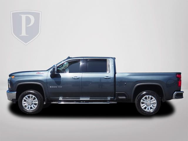 2020 Silverado 2500 Crew Cab 4x4, Pickup #124366 - photo 4
