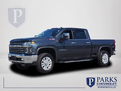 2020 Silverado 2500 Crew Cab 4x4, Pickup #124366 - photo 1