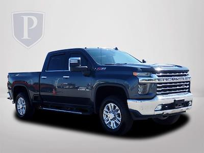 2020 Silverado 2500 Crew Cab 4x4, Pickup #124366 - photo 12
