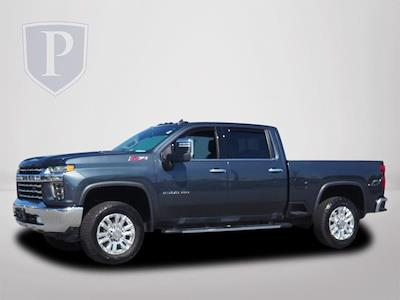 2020 Silverado 2500 Crew Cab 4x4, Pickup #124366 - photo 3