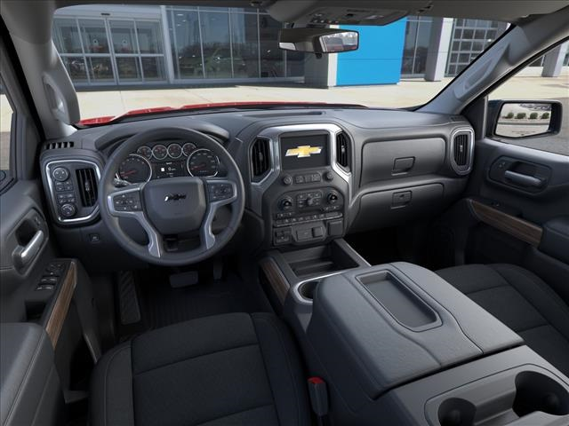 2020 Silverado 1500 Crew Cab 4x4, Pickup #125942 - photo 10