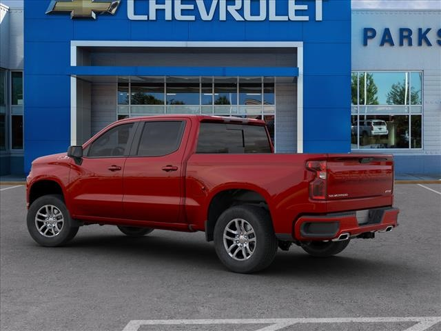 2020 Silverado 1500 Crew Cab 4x4, Pickup #125942 - photo 4
