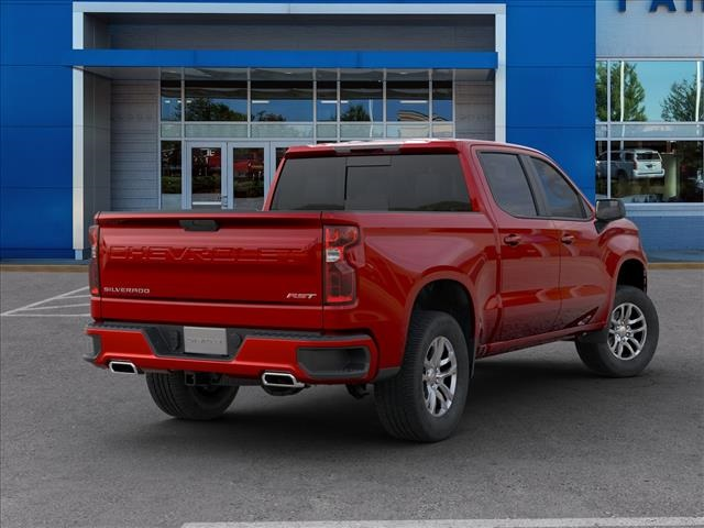 2020 Silverado 1500 Crew Cab 4x4, Pickup #125942 - photo 6