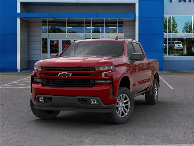 2020 Silverado 1500 Crew Cab 4x4, Pickup #125942 - photo 8