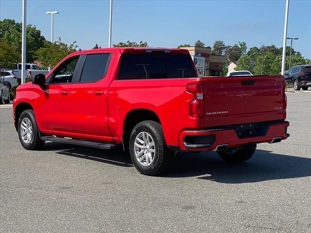 2020 Silverado 1500 Crew Cab 4x4, Pickup #126201 - photo 4