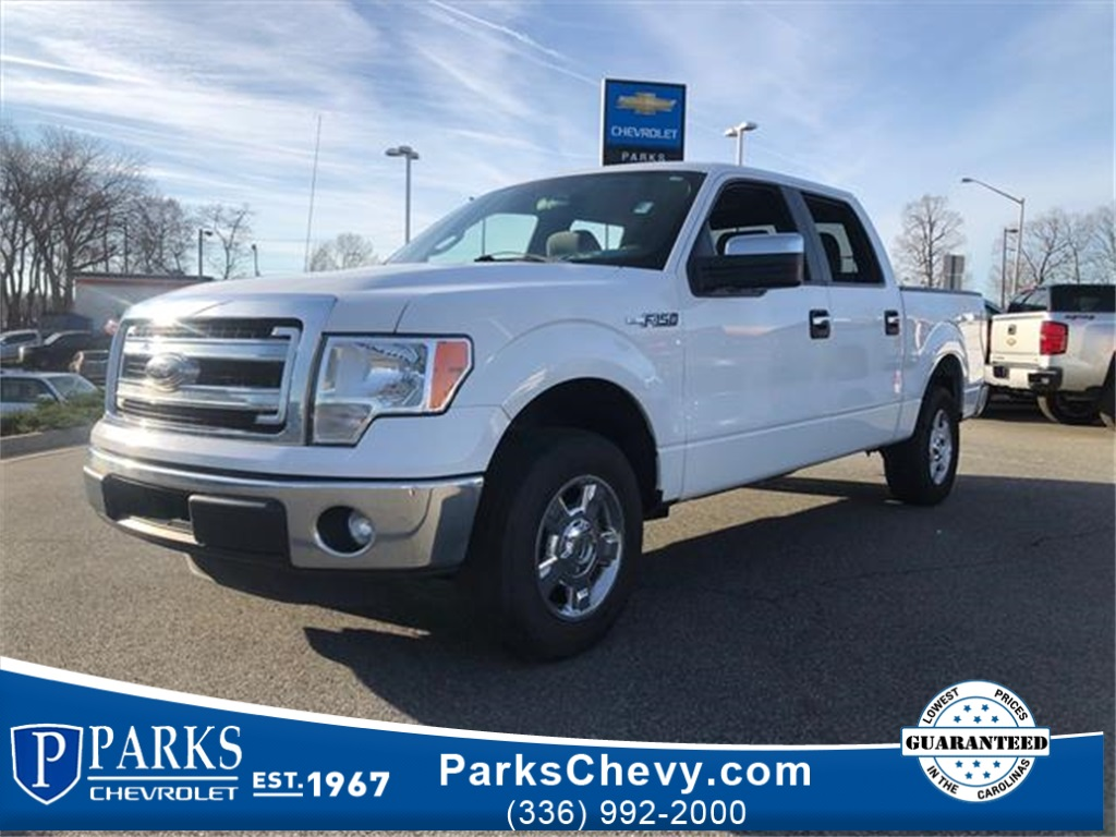 2014 F-150 SuperCrew Cab 4x2, Pickup #126592B - photo 1