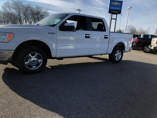 2014 F-150 SuperCrew Cab 4x2, Pickup #126592B - photo 3