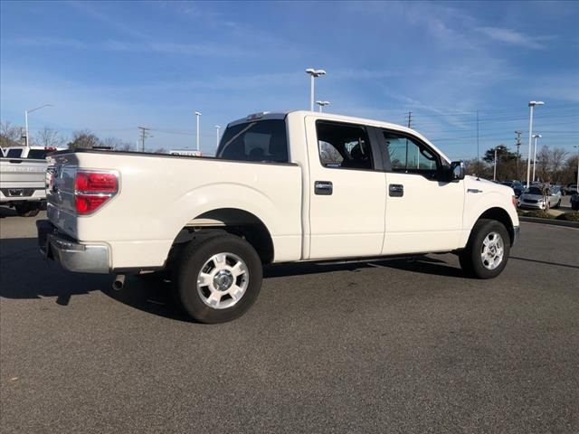 2014 F-150 SuperCrew Cab 4x2, Pickup #126592B - photo 9