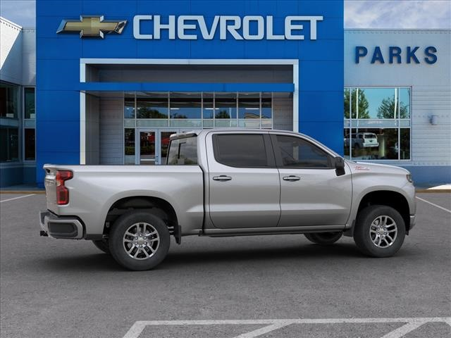 2020 Chevrolet Silverado 1500 Crew Cab 4x4, Pickup #128137 - photo 5