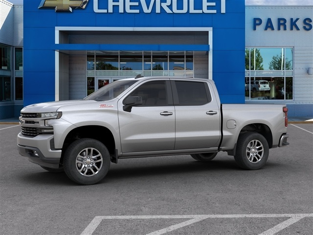 2020 Silverado 1500 Crew Cab 4x4, Pickup #128193 - photo 1