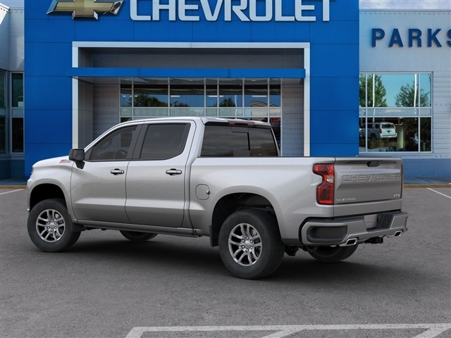 2020 Silverado 1500 Crew Cab 4x4, Pickup #128193 - photo 2