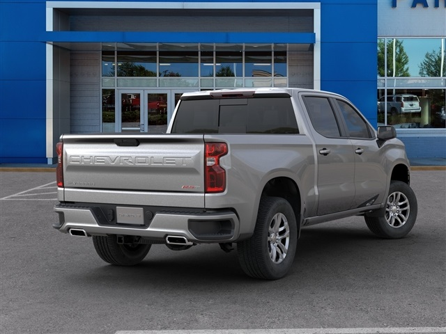 2020 Silverado 1500 Crew Cab 4x4, Pickup #128193 - photo 4