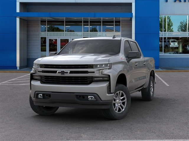 2020 Silverado 1500 Crew Cab 4x4, Pickup #128193 - photo 6