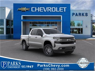 2020 Silverado 1500 Crew Cab 4x4, Pickup #128193 - photo 3