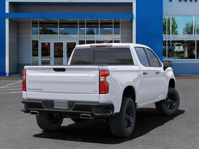 2021 Chevrolet Silverado 1500 Crew Cab 4x4, Pickup #129692X - photo 2