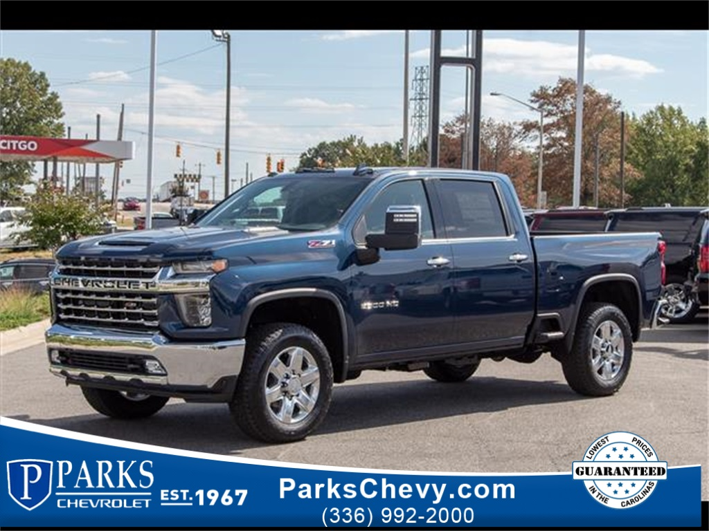 2020 Silverado 2500 Crew Cab 4x4, Pickup #131367 - photo 1