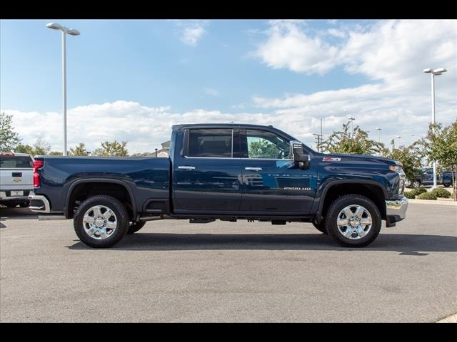 2020 Silverado 2500 Crew Cab 4x4, Pickup #131367 - photo 10