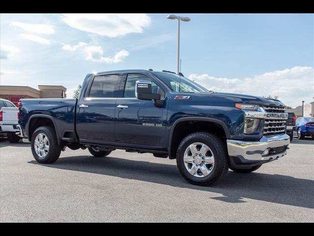 2020 Silverado 2500 Crew Cab 4x4, Pickup #131367 - photo 11