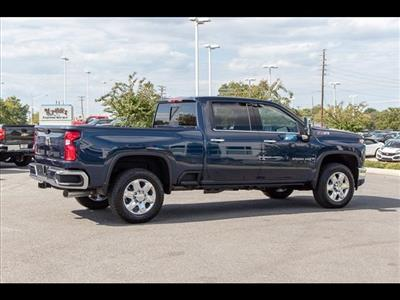 2020 Silverado 2500 Crew Cab 4x4, Pickup #131367 - photo 9