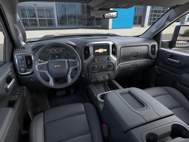2020 Silverado 2500 Crew Cab 4x4, Pickup #136135 - photo 10